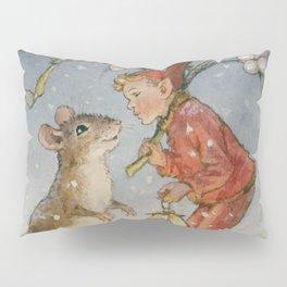 """""""The Bracken Fairy"""" by Margaret Tarrant Pillow Sham"""