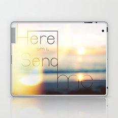 send ME Laptop & iPad Skin