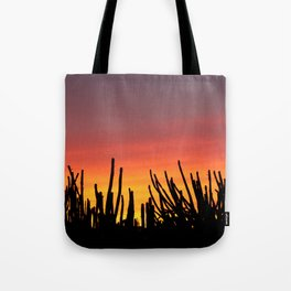 Catching fire Tote Bag