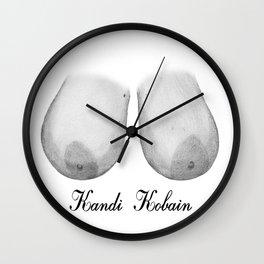 Kandi Kobain Wall Clock