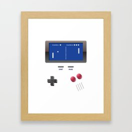 RetroPlayer Framed Art Print