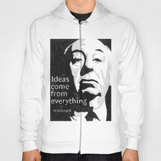 Ideas come from everything Hoody