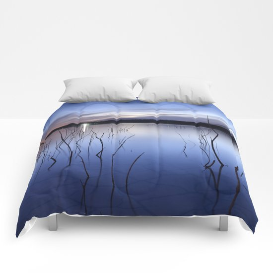 """The night light"" Comforters"