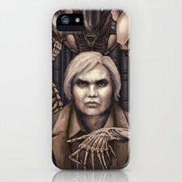 Giger Portrait iPhone Case
