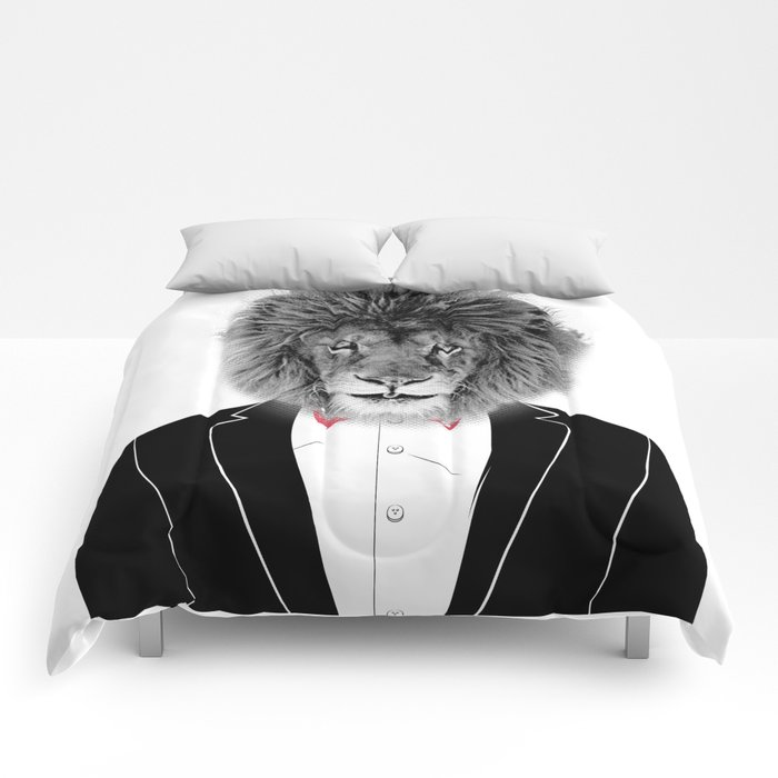 Lion Style Comforters
