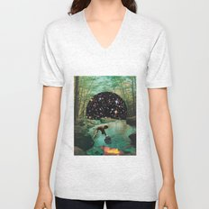 Forest dream Unisex V-Neck