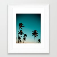 wind Framed Art Prints featuring Wind by Mauricio Santana