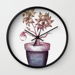 They See You... Wall Clock