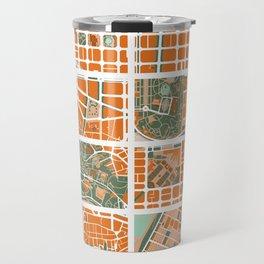 Fagmentos III Barcelona Travel Mug