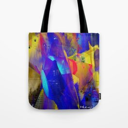 """Reggie and KitKat"" Tote Bag"