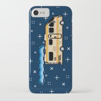 8bit iPhone & iPod Cases featuring 8Bit Bad by Atomic Rocket