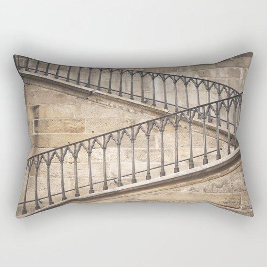 The way up Rectangular Pillow