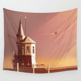 Let Go Wall Tapestry