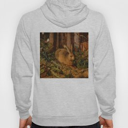 A Hare in the Forest, by Hans Hoffmann, c. 1585 Hoody