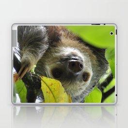 Sloth_20171105_by_JAMFoto Laptop & iPad Skin