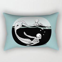 Stone Cold Sea Dwellers Rectangular Pillow