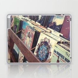 The Record Store (An Instagram Series) Laptop & iPad Skin