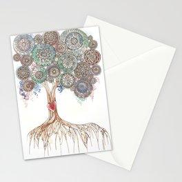 Broken Tree Stationery Cards
