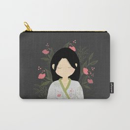 Calm Spring Carry-All Pouch