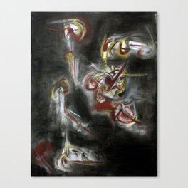 DRK001 Canvas Print