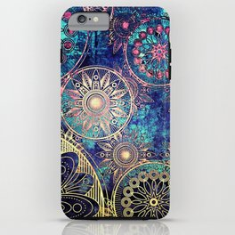 MAYAN TEXTURE 1 - for iphone iPhone Case
