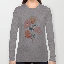 Wild Beauty Saffron Long Sleeve T-shirt