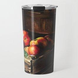 Apple Picking Season Travel Mug