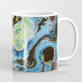 Ethereal Star Coffee Mug