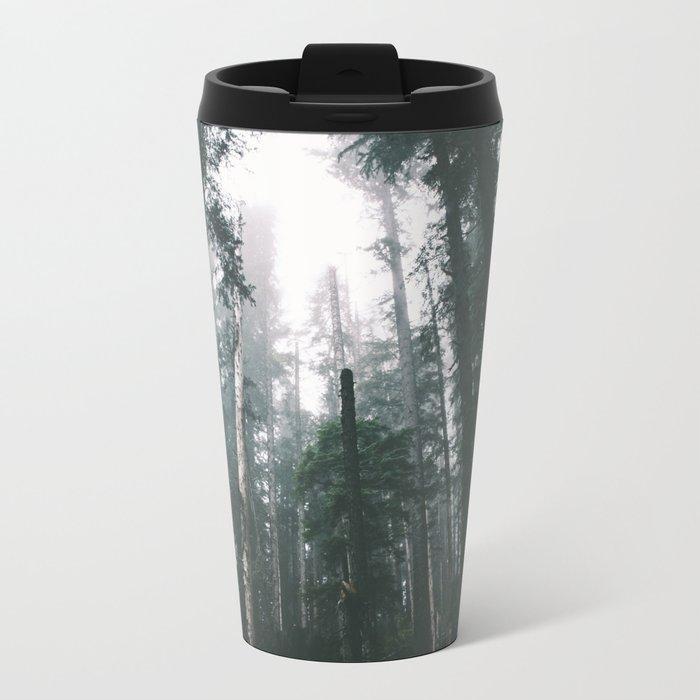 Forest XVIII Metal Travel Mug