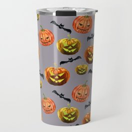 Dark Night of Halloween Travel Mug