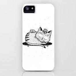 Scat or Die iPhone Case