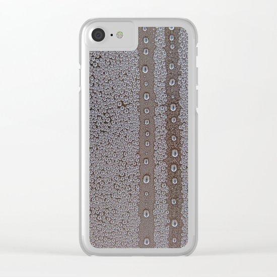 Moisture Clear iPhone Case