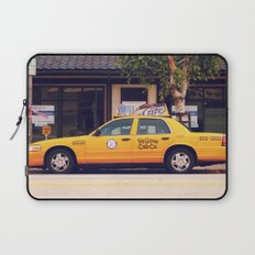 Yellow Cab Co ∫ Living Los Angeles Laptop Sleeve