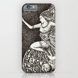 Make haste iPhone Case