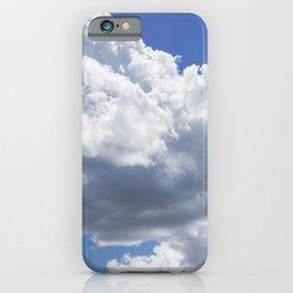 Cumulus Clouds 3 iPhone Case