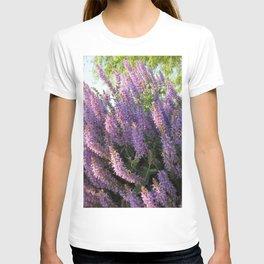 """""""City Blooms Summer of Seventeen"""" T-shirt"""
