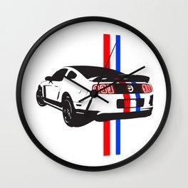 2013 Mustang Wall Clock