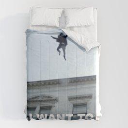 I Want to Believe in Sherlock Holmes Comforters