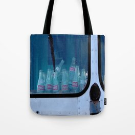Empty Bottles Empty Dreams Tote Bag