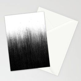 Charcoal Ombré Stationery Cards
