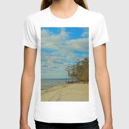 Louisiana Beaches T-shirt