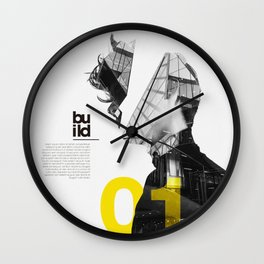 Build 01 Wall Clock