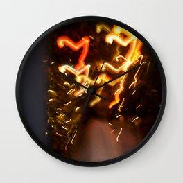KAREOKE Wall Clock