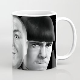 The Three Stooges Coffee Mug