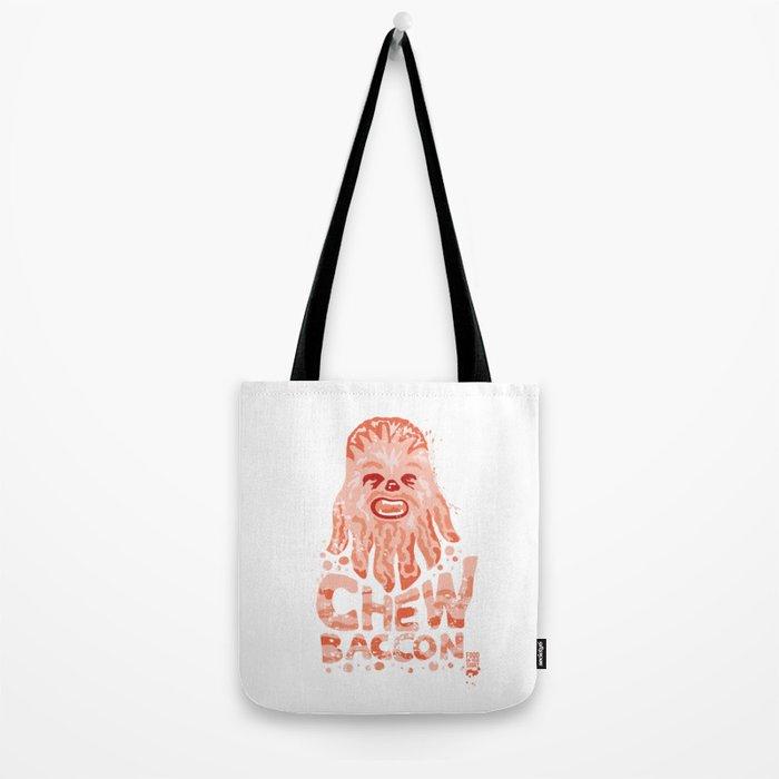 Chewbaccon Tote Bag