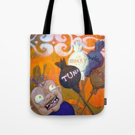 Favorite Flavors Tote Bag