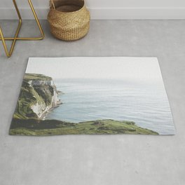 White Cliffs of Dover (full) Rug