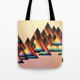Learning to make fire Tote Bag