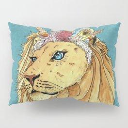 Poseidon, the Sealion Pillow Sham