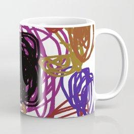 Design exotic jungle circles Coffee Mug